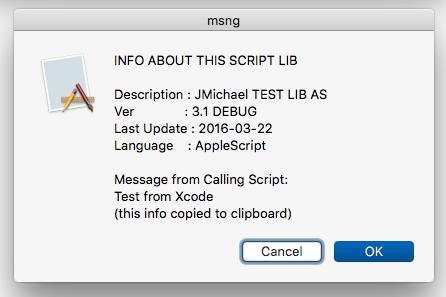Using Xcode Cocoa-AppleScript (ASObjC) app to Provide Rich GUI