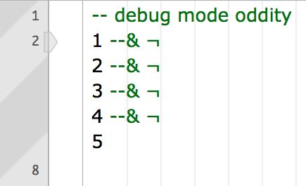 Debug Oddity_Code